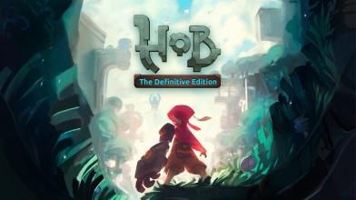 Hob: The Definitive Edition получила обновление 1.1.1 - исправляющее качество графики в портативном режиме