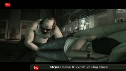 Видеообзор - Kane and Lynch 2: Dog Days