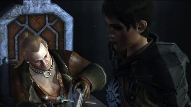 Несоответствия в игре Dragon Age:2