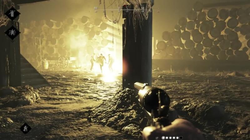 Геймплей нового обновления для Hunt: Showdown