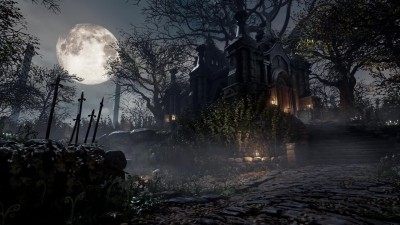 Bloodborne на Unreal Engine 4