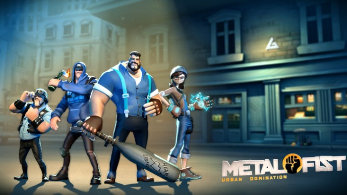 Vivid Games запустили «Metal Fist: Urban Domination» в Филиппинах