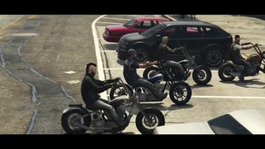Grand Theft Auto V - Lost Of Damned (GTA V Biker Film Machinima Movie)