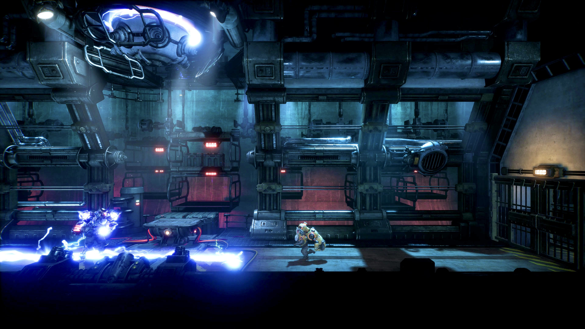 F.I.S.T.: Forged in Shadow Torch получила релиз в Steam