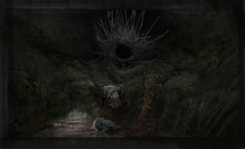 Концепт-арты Werewolf: The Apocalypse - Earthblood