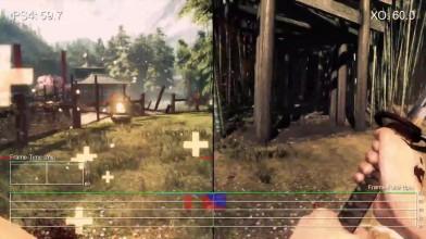 "Shadow Warrior ""Сравнение частоты кадров PS4 vs Xbox One"""