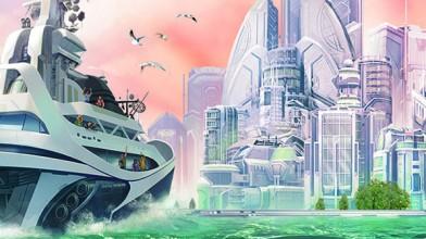 Скидка 70% в Steam на Anno 2070