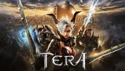 TERA - Видео геймплея с PlayStation 4
