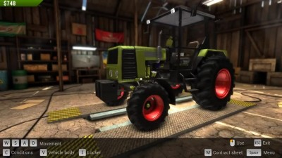 "Farm Mechanic Simulator 2015 ""Владимирец - ч1"""