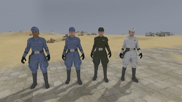 Republic Officers