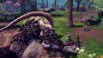 "RaiderZ ""A Day in the Life of a Monster Trailer """