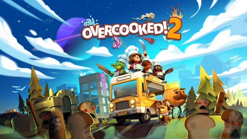 В Epic Games Store началась бесплатная раздача Hell is other demons и Overcooked! 2