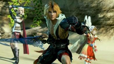 Трейлер бесплатной версии Dissidia Final Fantasy NT