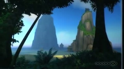 "World of Warcraft: Mists of Pandaria ""Valley of the Four Winds Sneak Peak Movie"""