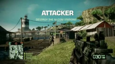 "Battlefield: Bad Company 2 ""Squad Rush Multiplayer Mode Trailer"""