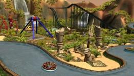 Симулятор парка развлечений RollerCoaster Tycoon 3 исчез из цифровых магазинов