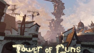 Tower of Guns вышла на PS3 и PS4