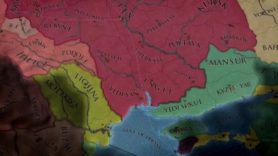 Europa Universalis IV: The Cossacks - релизный трейлер