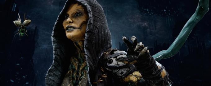 После смерти Ди'Вoры за нее сражается жук - как изменился персонаж в Mortal Kombat 11