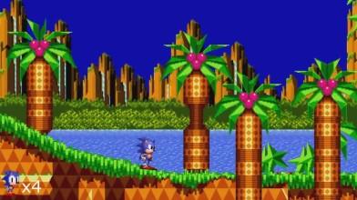 Просто Sonic CD