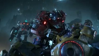 "Transformers: Fall of Cybertron ""VGA 2011: Трейлер"""