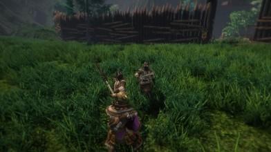 Outward - нападение на лагерь разбойников