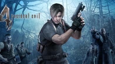 Геймплей Switch-версий Resident Evil 1 и 4, RE 4 не поддерживает управление движением на Switch