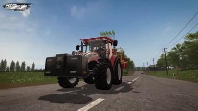 "Farming Simulator 17 ""AGRITECHNICA #2"""
