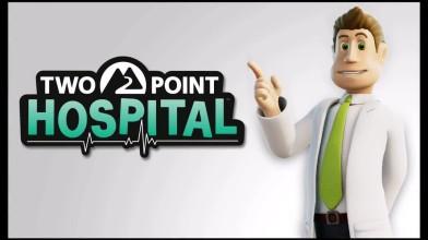 20 минут геймплея Two Point Hospital