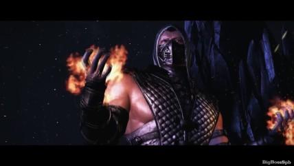 "Mortal Kombat XL ""Мод Afro Scorpion (Ссылка на мод в описании)"""