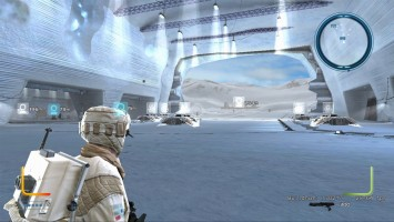 Демонстрация Star Wars: Battlefront 3 в исполнении Free Radical Design