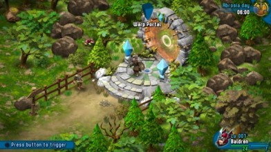 Тактическая RPG Rainbow Moon появится на PS4 16 февраля