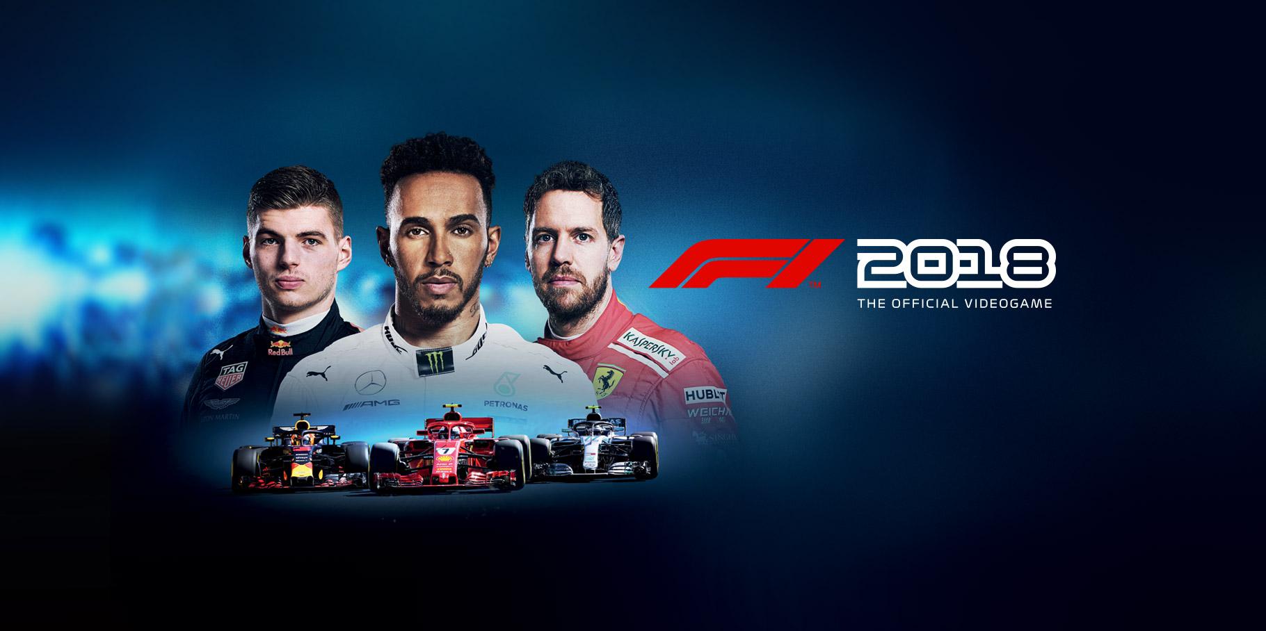 Humble Bundle бесплатно раздает F1 2018