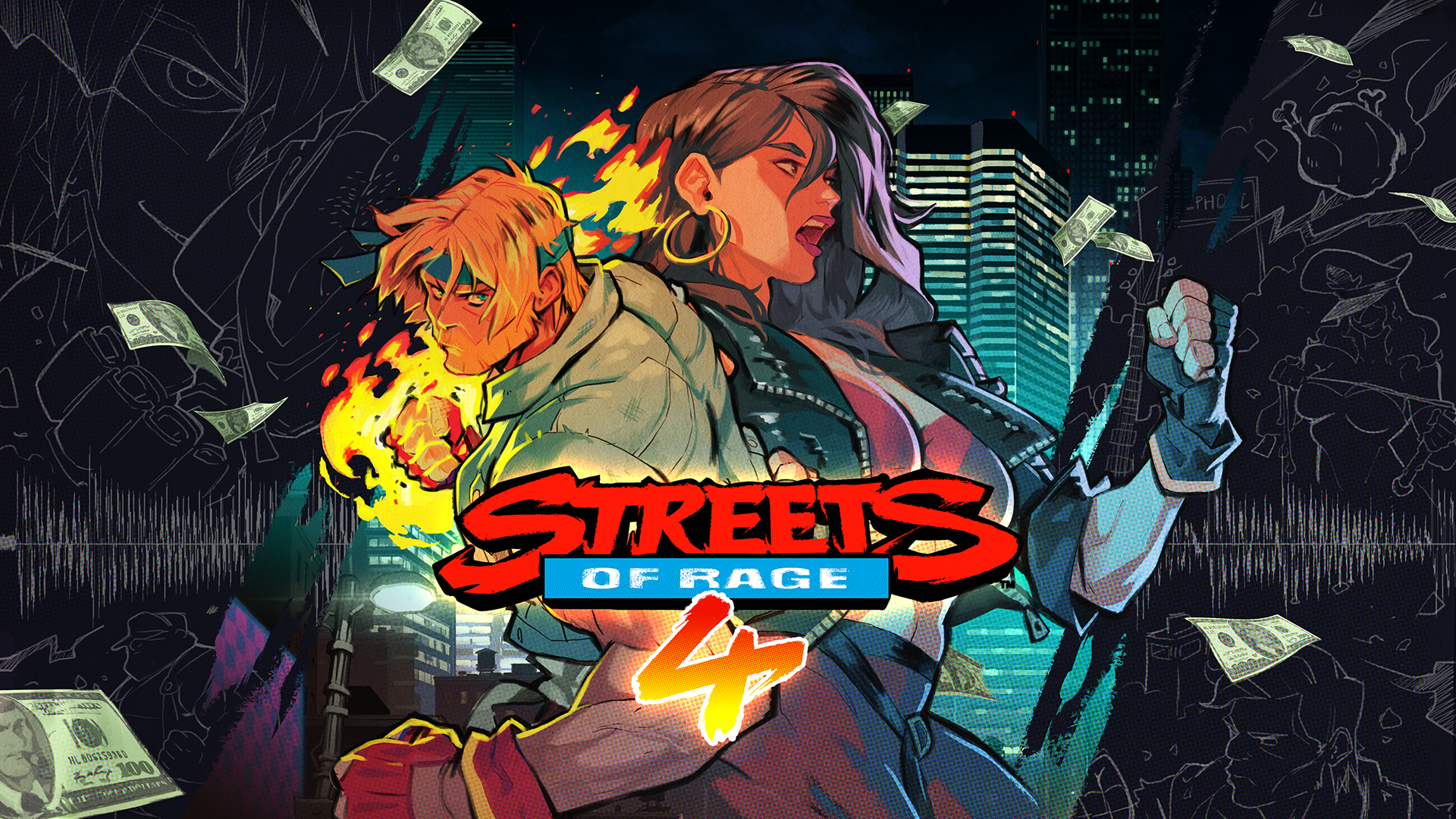 Streets of Rage 4 благополучно покоряет сердца ретрогеймеров