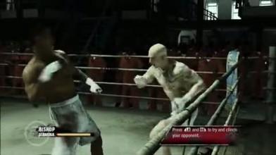 """Fight Night Champion """"Геймплей в тюрьме"""""""