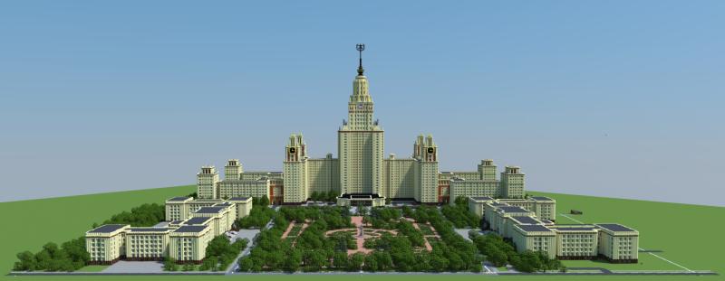 Фанаты Minecraft решили воссоздать всю Землю в игре - уже готово много достопримечательностей России