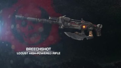 "Gears of War: Judgment ""Оружие The Breechshot"""