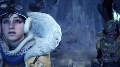 Охота на змею в Monster Hunter: World - Iceborne