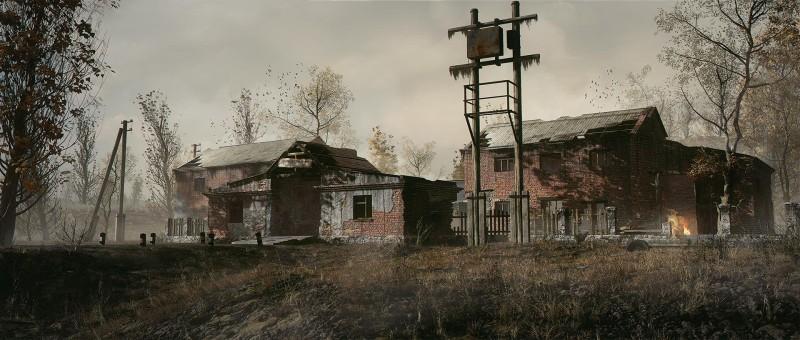 Появились новые атмосферные скриншоты S.T.A.L.K.E.R. 2