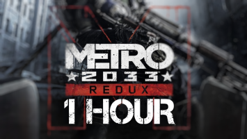 Геймплей Metro 2033: Redux