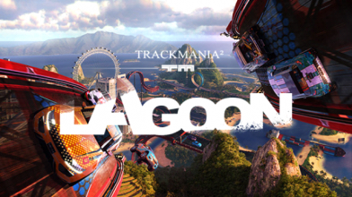 Состоялся релиз Trackmania 2: Lagoon