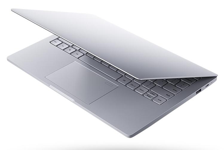 Анонсирован новый ноутбук Xiaomi MiNotebook Air
