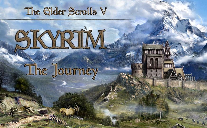 Skyrim: The Journey - состоялся релиз!