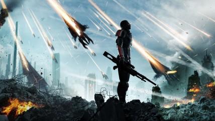 Я - Шепард: как серия Mass Effect связывает игрока с персонажами