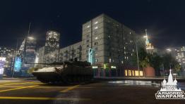 Armored Warfare: Проект Армата переносит войну на улицы Москвы