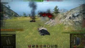 """World of Tanks """"Спят усталые танкетки."""""""