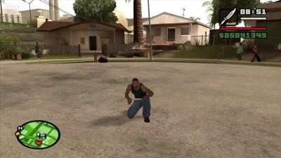 """GTA: San Andreas """"Все читы в игре"""""""