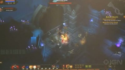 "Torchlight 2 ""Геймплей Ghost FIght Gamescom"""