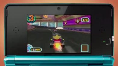 "Super Monkey Ball 3D ""Monkey Race Trailer"""