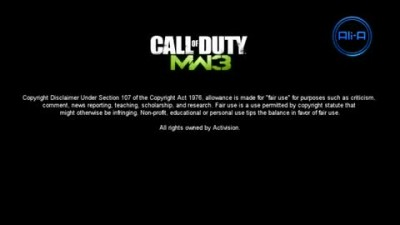 "Call of Duty: Modern Warfare 3 ""Геймплей."""